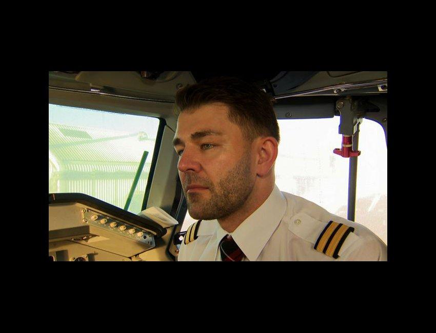 HIV positive pilot